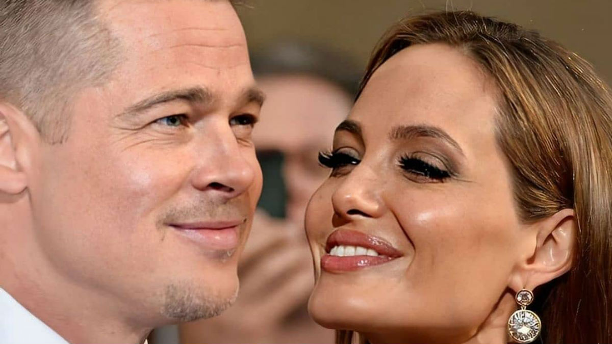 Питт повез новую избранницу во Францию, чтобы разозлить Джоли