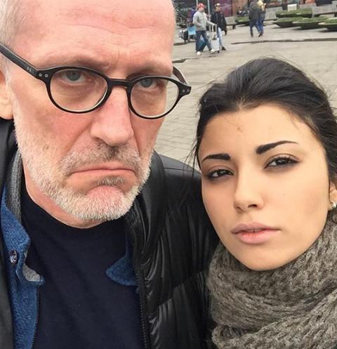 Александр Гордон тайно развелся с четвертой женой