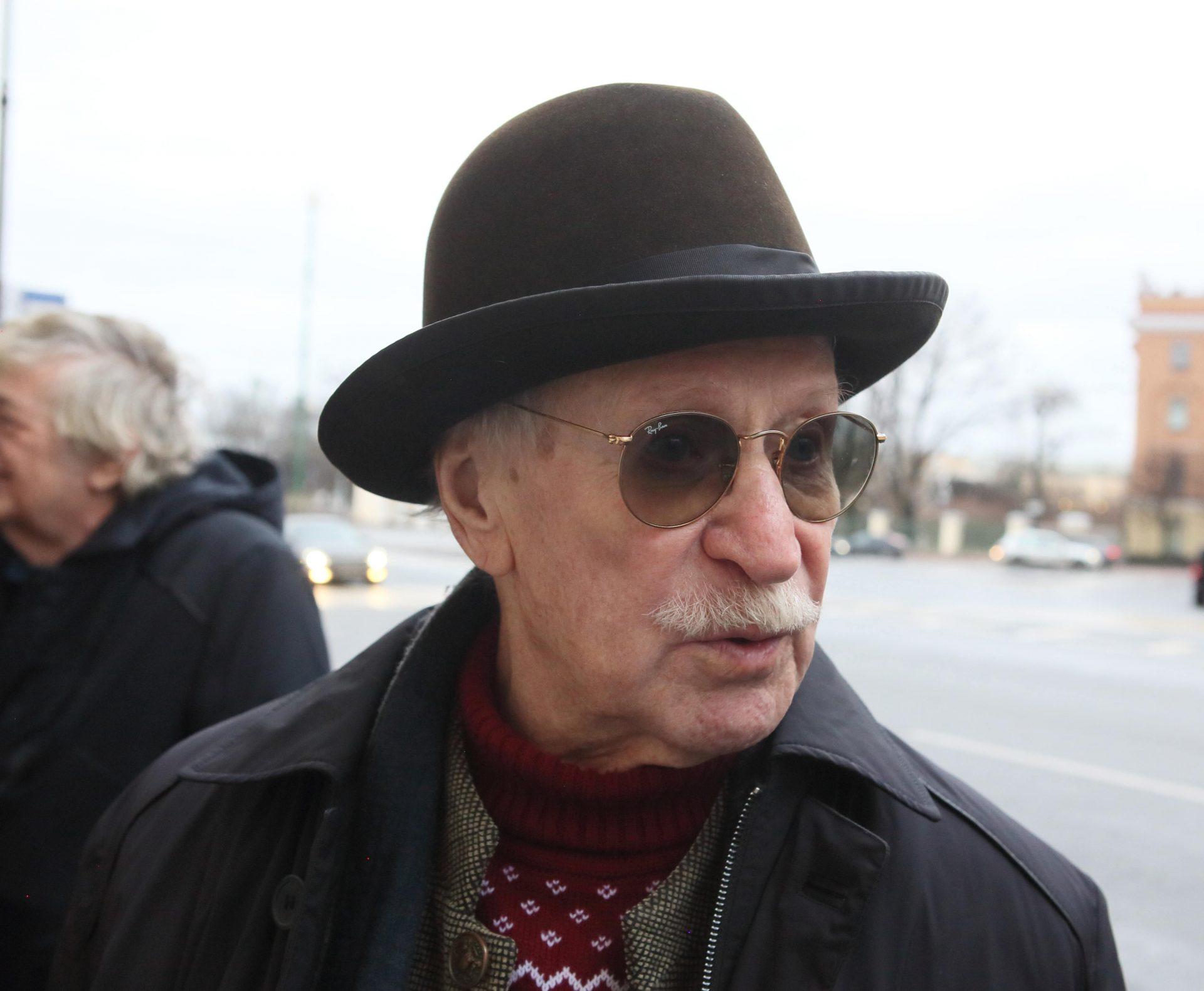 Дочь 90-летнего Ивана Краско перенесла инсульт и не желает общаться с отцом