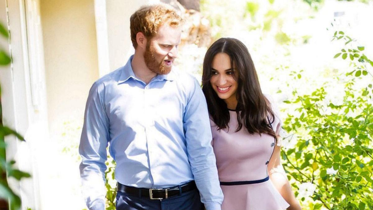 Меган Маркл и принц Гарри собираются стать голливудскими звездами