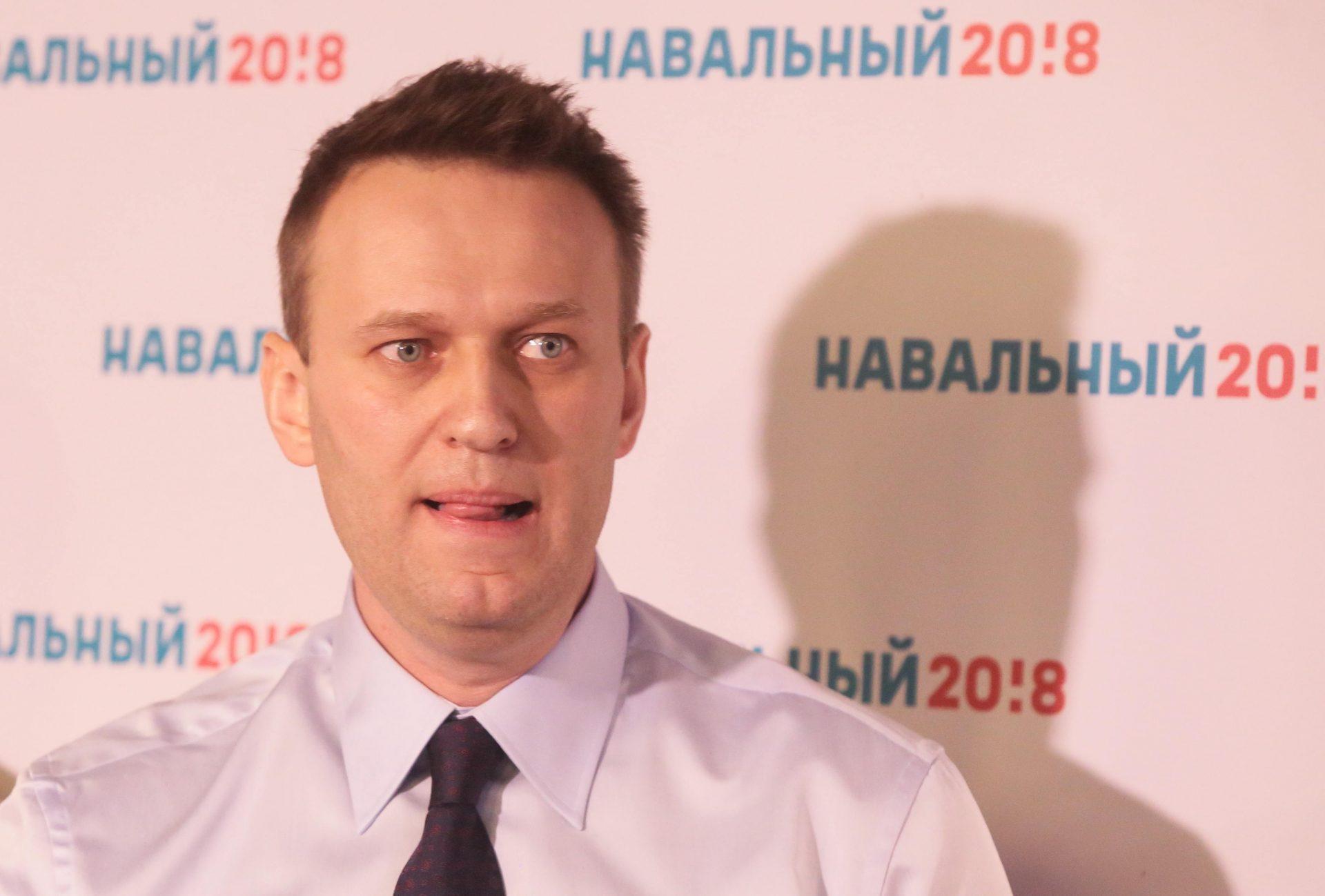 Алексей Навальный пришел в себя и заговорил