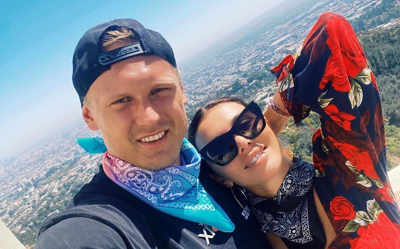Анна Седокова тайно вышла замуж за спортсмена на 9 лет моложе себя