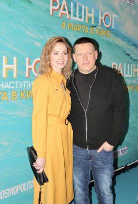 Мария Луговая и Сергей Лавыгин