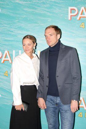 Андрей Буковский с женой Ольгой